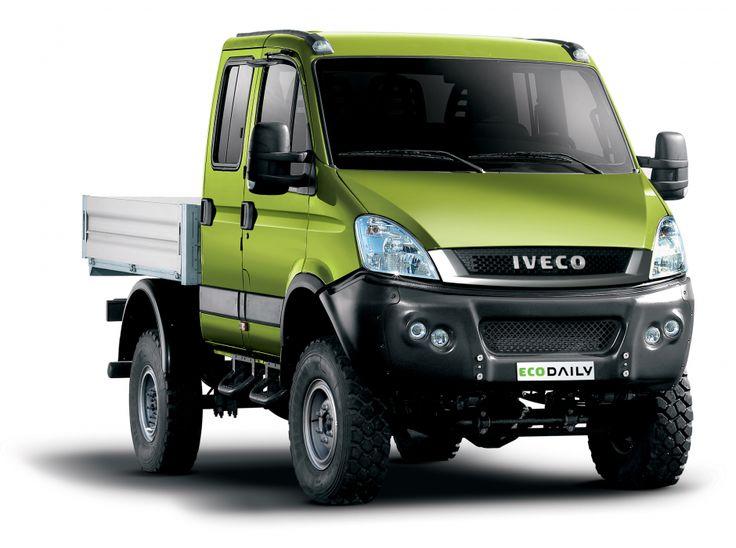 Iveco Daily Dual Cab 4x4