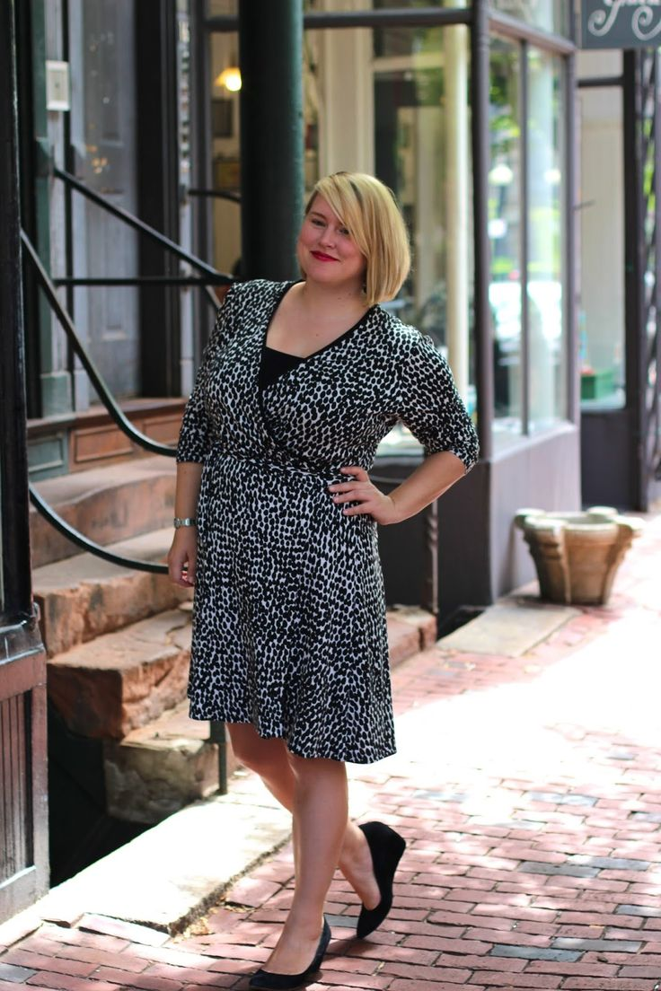 Another week, another wrap dress |Cashmerette
