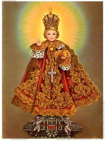 DIVINO NIÑO JESUS CONDUCE NUESTRAS VIDA Y LLENALAS DE TU PAZ Y DE TU AMOR PARA ASI AGRADAR MAS A DIOS PADRE. AMEN