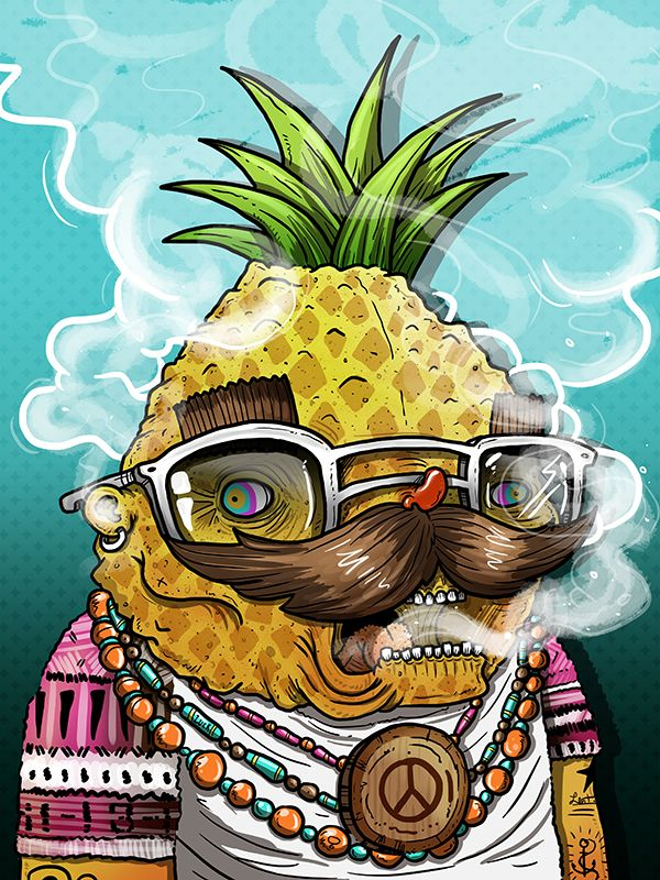 lord pineapple /// Colectivo Guacala