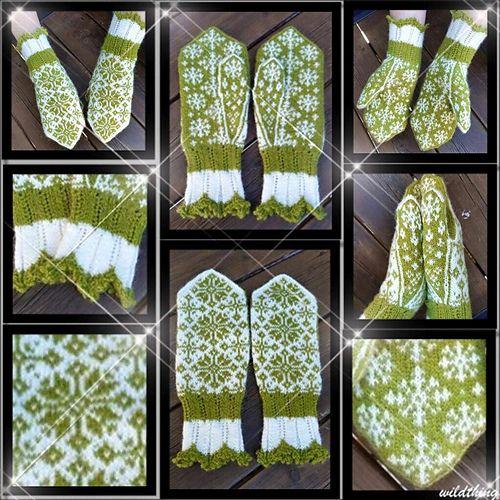 Ravelry: Rimfrost pattern by JennyPenny