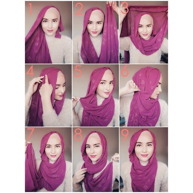 Hijab Cerutti by Zahratul Jannah