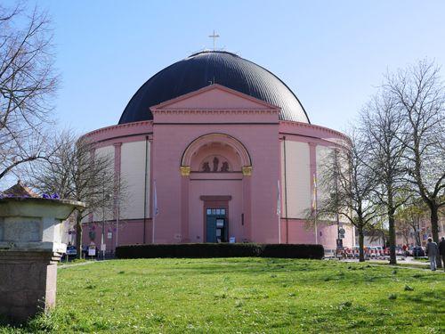 Frankfurt am Main Paulskirche 1789-1833, 1946-1948 J Friedrich