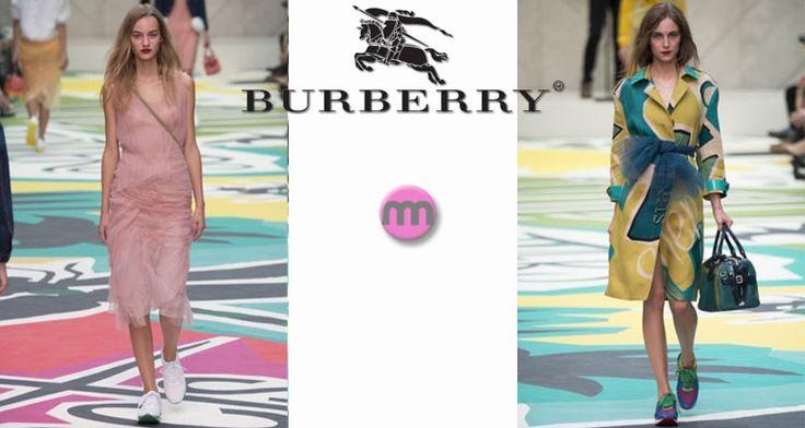 Burberry Prorsum 2015 SS => http://www.giyimvemoda.com/burberry-prorsum-2015-ilkbahar-yaz-defilesi.html