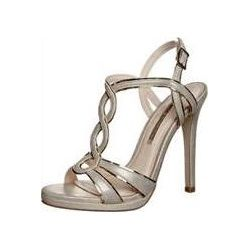 Buffalo - Højhælede sandaletter - Højhælede sandaler - guld