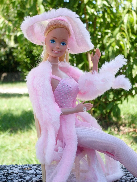 1981 Pink & Pretty Barbie