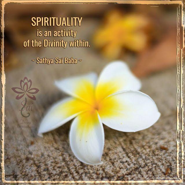 SAI DIVINE INSPIRATIONS: Divine Thought - 108