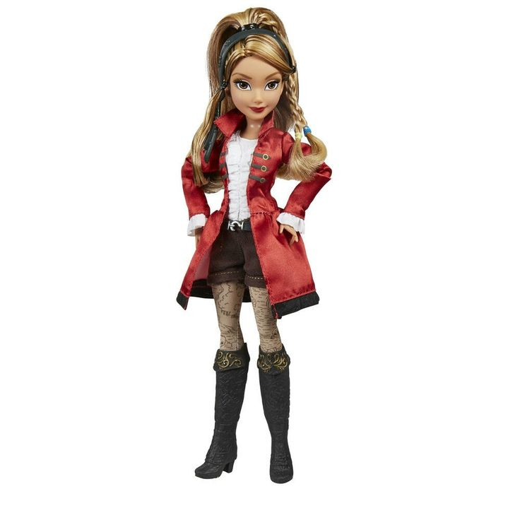 CJ Hook Descendants doll, I need her