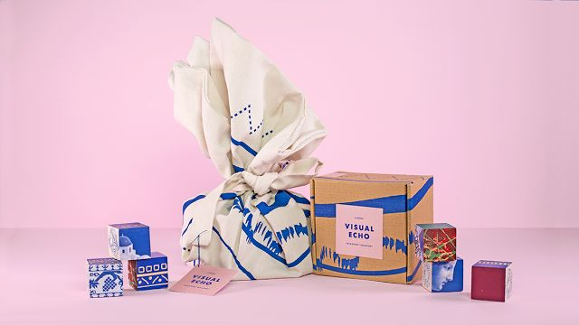Visual Echo - A Greek Design Paradigm (Student Project) on Packaging of the World - Creative Package Design Gallery