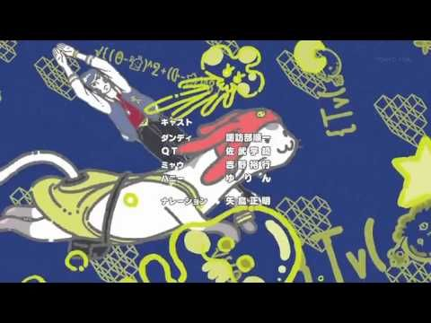Space Dandy - Welcome to the X Dimension [Ending Extended] - YouTube