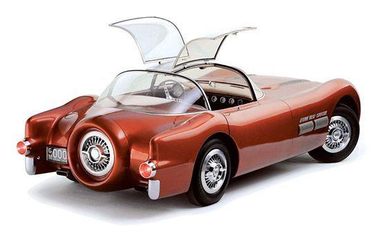 Basic Automotive: 1954 Pontiac Bonneville Particular