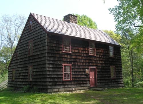 17 best images about 18th century homes on pinterest for Homes in colonial america