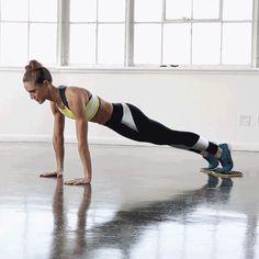 Obtén un #abdomen tonificado con estos #ejercicios totalmente efectivos.  #EjerciciosEnCasa #EjerciciosParaAbdomen #Ejercicio