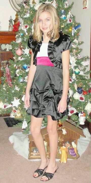 7th grade Christmas Dance | Hannah's dresses | Pinterest ...