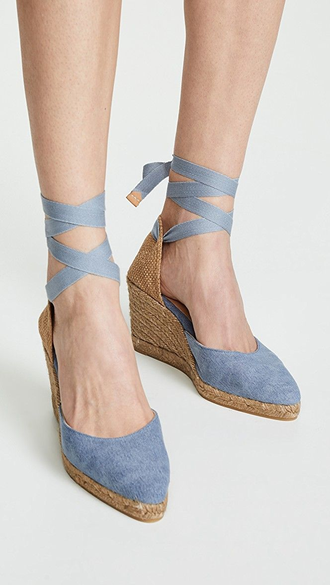 3b9062c6f74 Joyce T Wedge Espadrilles in 2019 | My Style | Espadrilles, Castaner ...