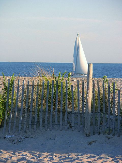 Sailboat - Cape May, NJ