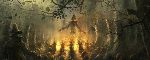 Halloween:Mύθοι και αλήθειες πίσω από την κέλτικη γιορτή.