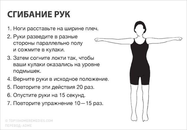 Диета Для Похудения Плеч Рук. Диета для рук