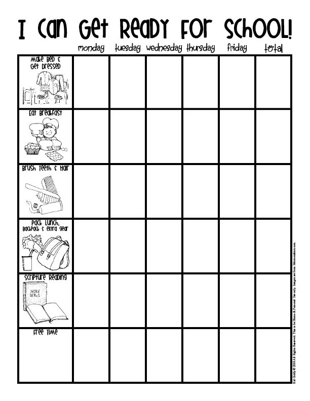 64 best Chore and Reward Ideas images on Pinterest Education - blank sticker chart