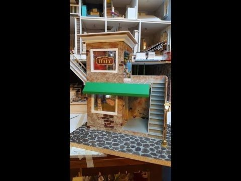 455 best dollhouse miniature video tutorials images on pinterest rh pinterest com Dollhouse Wiring Troubleshooting dollhouse wiring video