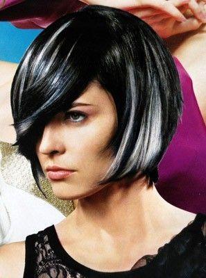 Meches tinte e colori capelli tendenze moda 2012
