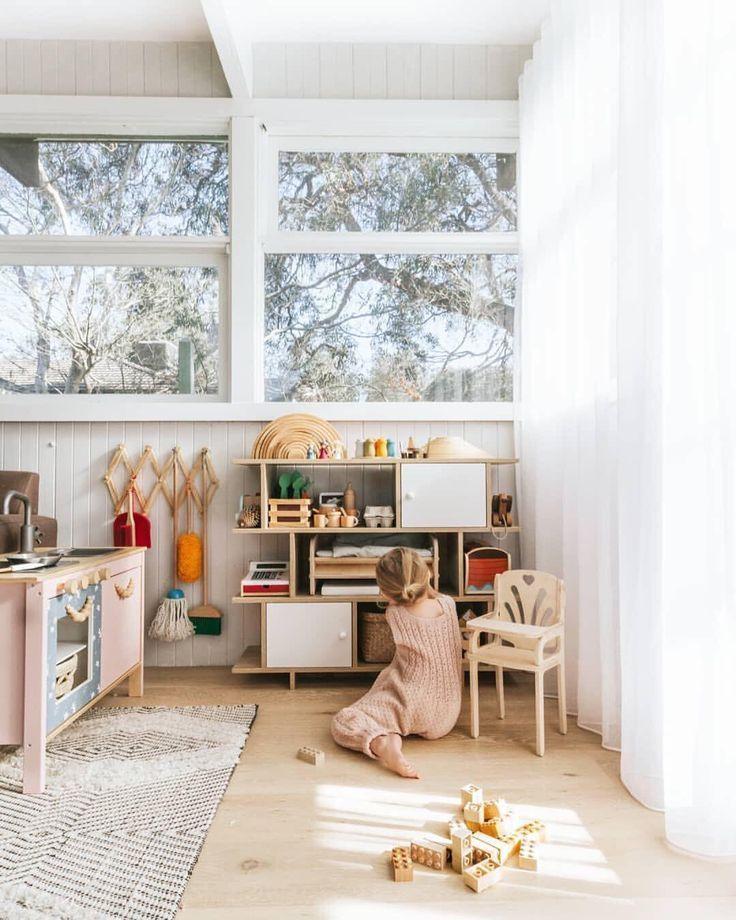 Was Sind Die Grundvoraussetzungen Fur Ihr Spielzimmer Auf Unserer Liste Ist Schones Naturliches Licht Grossartig Deko 2019 Kid Room Decor Bedroom Interior Home