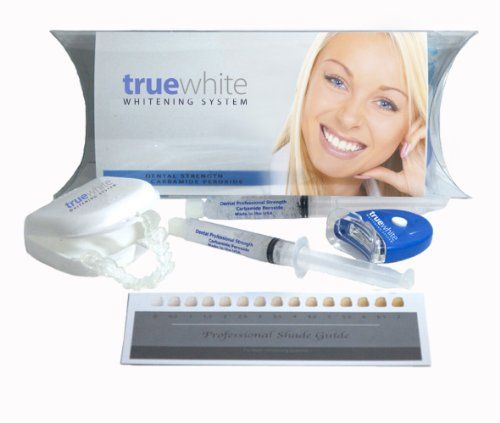 Discover the #True White Whitening System with handheld blue LED light from True White. This innovative system is similar to in-office treatments but is applied ...