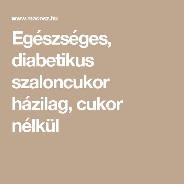 Egészséges, diabetikus szaloncukor házilag, cukor nélkül