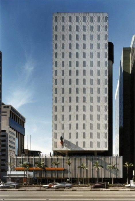 Clásicos de Arquitectura: Banco Sudamericano de Brasil / Rino Levi (8)