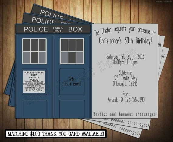 doctor who tardis diy - photo #36
