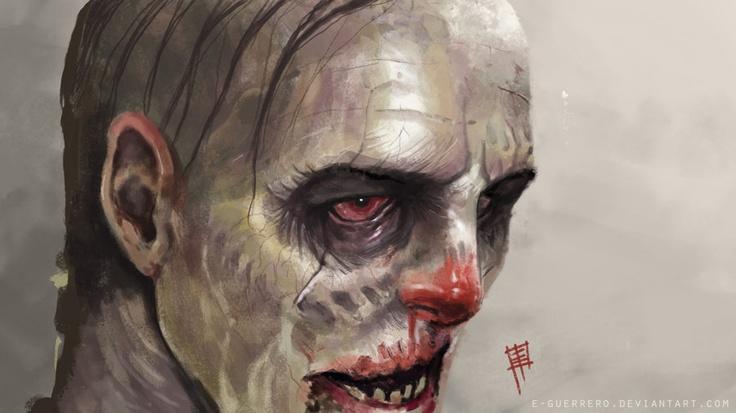 Zombie por * e-Guerrero on deviantART