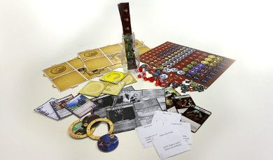 Making of Cabals News   Cabals: Magic & Battle Cards