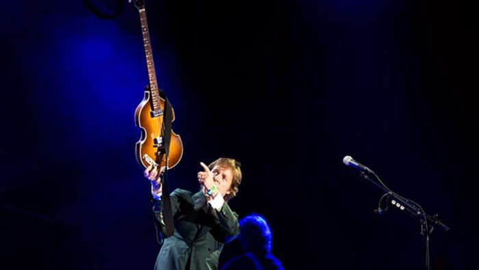 Paul McCartney Reigns at Bonnaroo - Rolling Stone