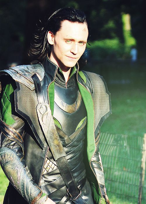 "Tom Hiddleston as Loki (""Marvel's The Avengers"")                                                                                                                                                                                 More"