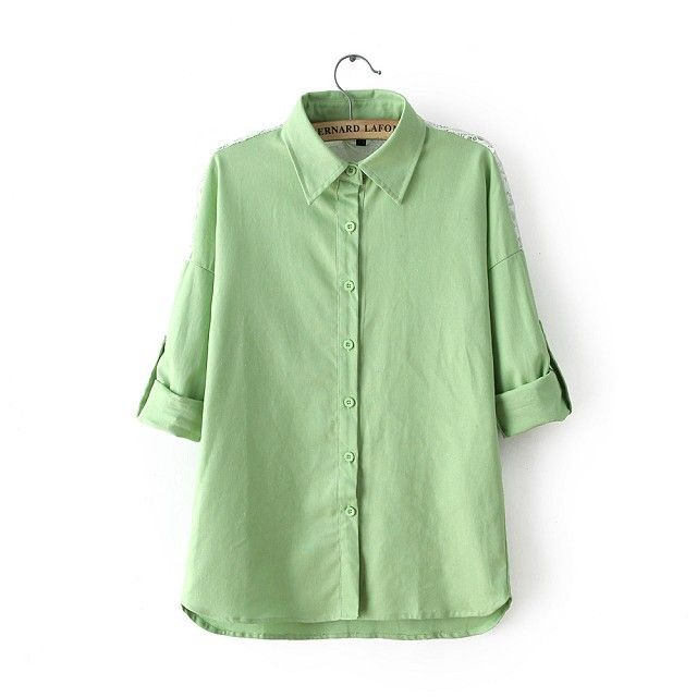 Back Lace Llinen Shirt (B0084)        #caterpillar #barnard #lafond #bernardlafond #cottage glaze #groove #moda #shop #shopping #blouse #womenblouse #girlsblouse #shop