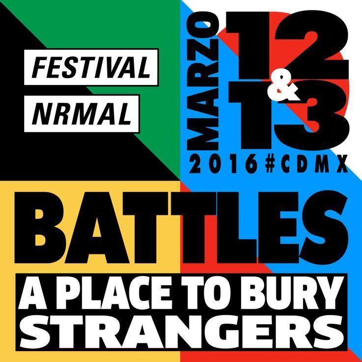 #News // El Festival Nrmal ya tiene fechas y venta de boletos