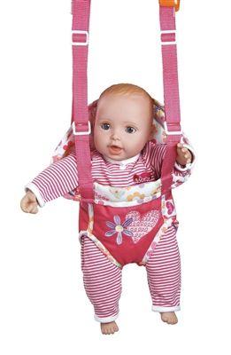 "Adora 15"" Giggle Time Baby Fuchsia"