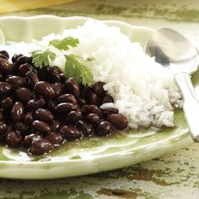 Black Beans and Rice is the perfect family side dish! It's fast and affordable, and everyone loves the taste!