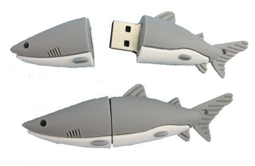 Sharks. usbs-de-coleccion