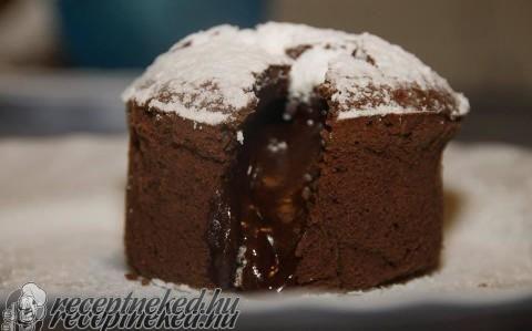 Spéci francia csokitorta recept fotóval