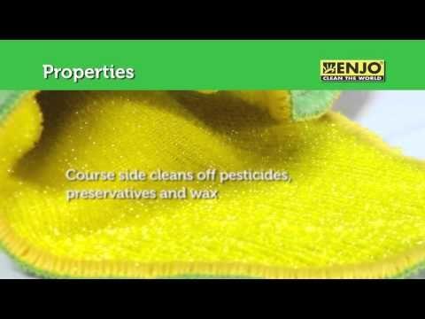 ENJO Fruit & Veggie Cloth