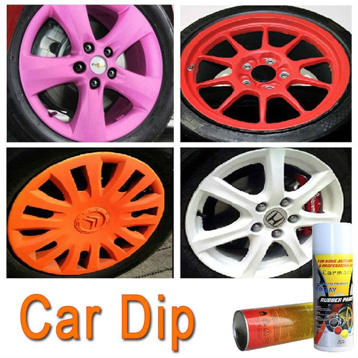 High Quality Wholesale teflon spray paint Liquid Paint for Color Car Rims $3~$10