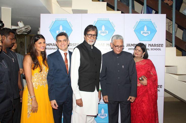 Jamnabai Narsee International School, amitabh bachchan, events in mumbai, Amitabh Bachchan At Inauguration Of Jamnabai Narsee International School #AmitabhBachchan #JamnaBaiSchool
