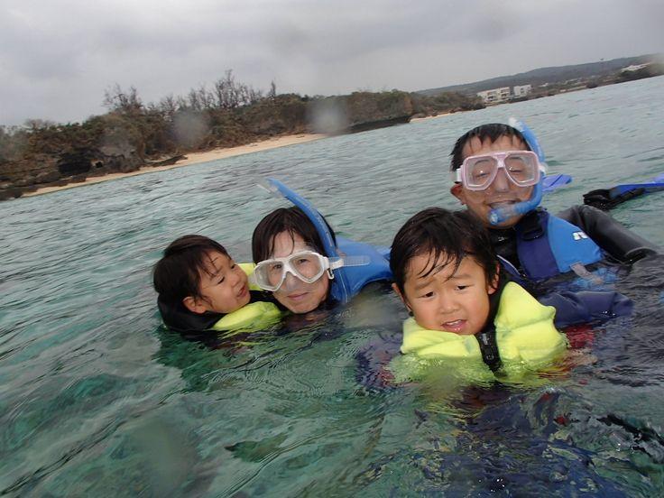サンゴ礁シュノーケル! - http://www.natural-blue.net/blog/info_172.html