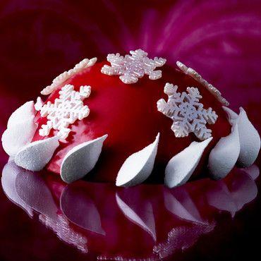 Gateau meringue d'automne pierre herme
