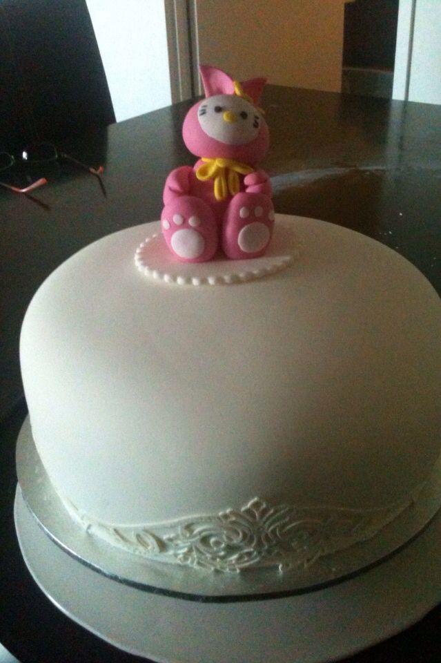 Stack cake finished