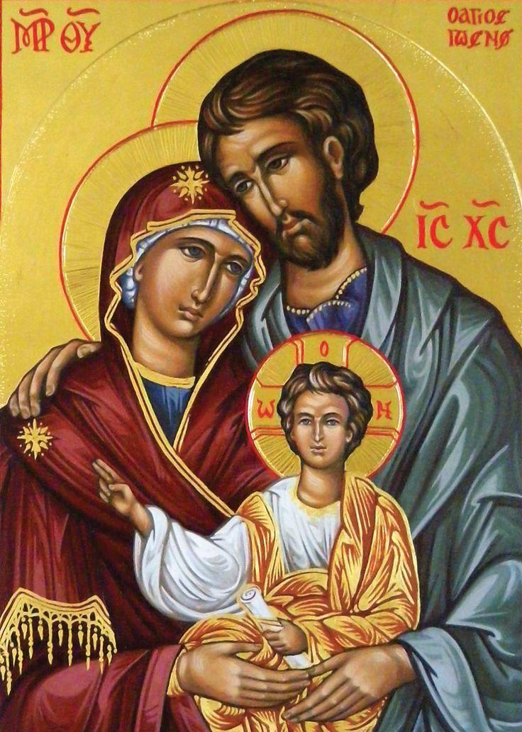 Year of Family Prayer Icon