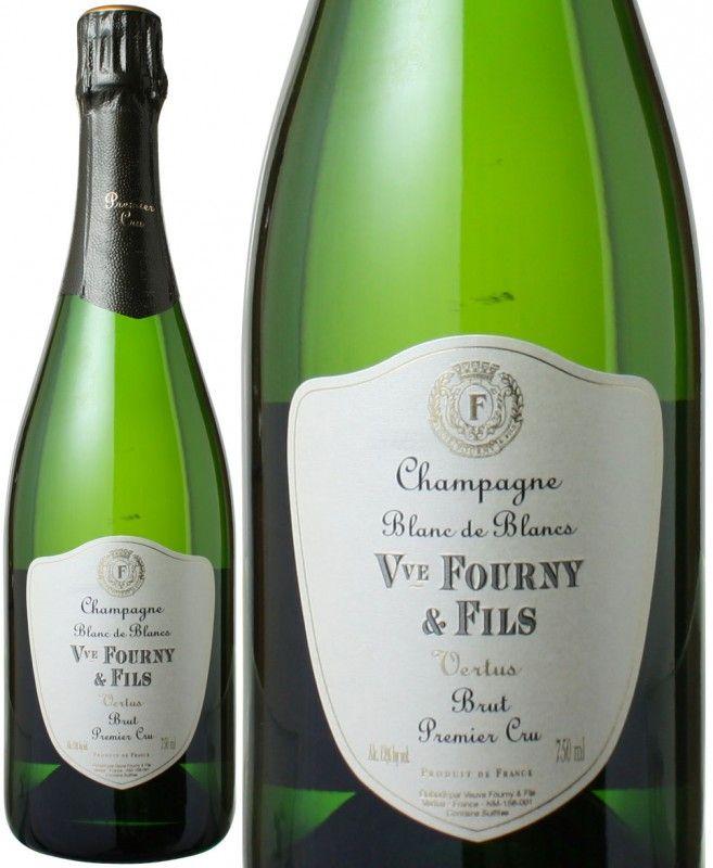 ヴーヴ・フルニ プルミエ・クリュ ブラン・ド・ブラン ブリュット NV <白> <ワイン/シャンパン>