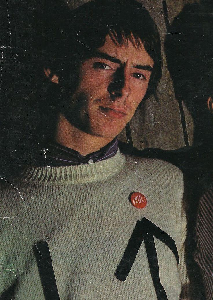 The Jam: Paul Weller, ca 1977