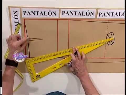 Continúa la explicación del PANTALON    Hermenegildo Zampar - Bienvenidas TV…